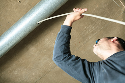 commercial air duct cleaning process